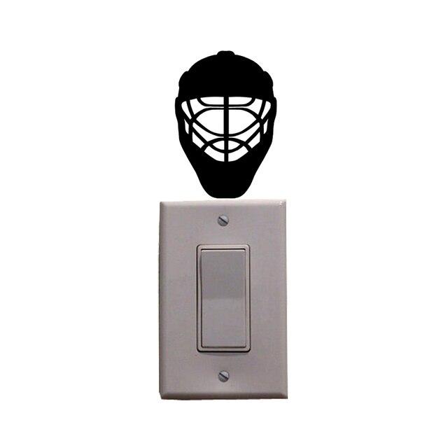 Us 081 40 Offsport Eishockey Helm Vinyl Schalter Aufkleber Wandtattoo 5ws0451 In Sport Eishockey Helm Vinyl Schalter Aufkleber Wandtattoo 5ws0451