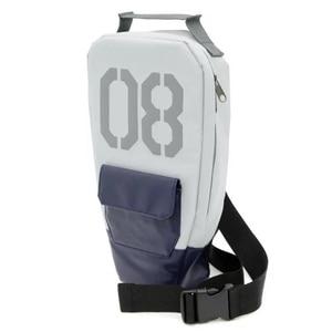 Image 5 - Japanese Anime GUNDAM Bag Student School Waist Messenger Bags Arm RX 78 Single Shoulder Bag