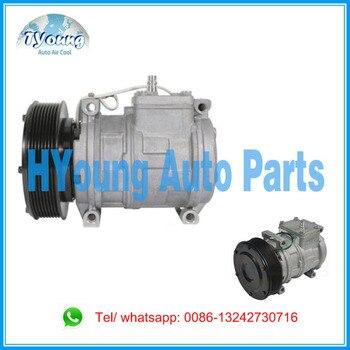 A/C Compressor for JOHN DEERE CO 22031C AH169875 AT168543 AT172376 AT172975 4472004933 4472002525