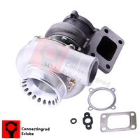 GT3582 universal Turbocharger for Audi T3 Flange 4bolt 0.63A/R 600HP Water+Oil Turbolader 600BHP+ Anti surge engine Gasket
