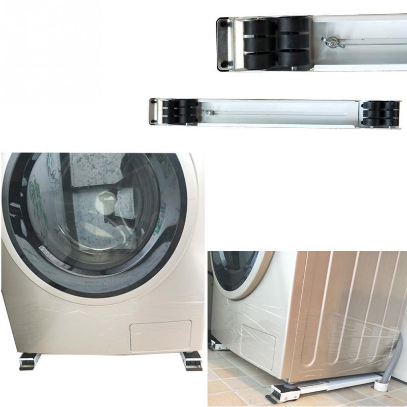 Стиральная машина холодильник базовый Стенд кронштейн холодильник стиральная машина корзина-тележка крепление