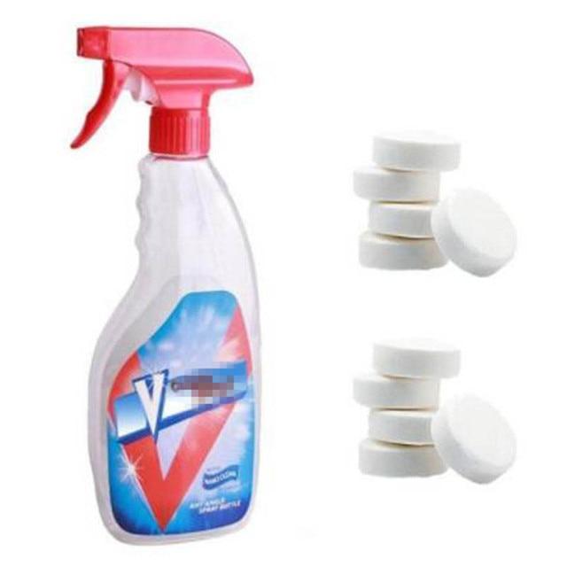 Multifunzionale effervescenti spruzzare il detergente Set di Pulizia Per La Casa