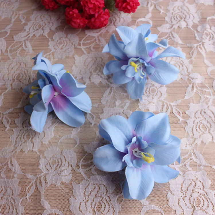 Blue Orchid Wedding Decorations Image collections - Wedding ...