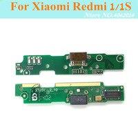Original Micro USB Lade-Port Dock Flex Kabel Für Xiaomi Redmi 1/1S Ladegerät Stecker anschluss board Ersatz ersatzteil