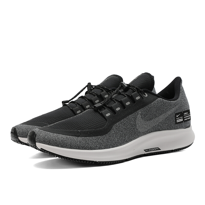 por otra parte, martillo Indulgente  Original New Arrival NIKE AIR ZM PEGASUS 35 SHIELD Men's Running Shoes  Sneakers|Running Shoes| - AliExpress