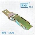 NRH 5404B laminados a frio de aço alternar trava vendas direto da Fábrica boa a qualidade de um par de empate trava para o transporte caso desenhe trava