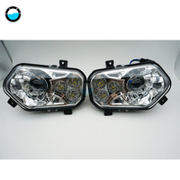 Polaris ATV LED Headlight Left / Right High Low For 2012 2013 Polaris RZR S Side X Sides and 2012 2013 Sportsman RZR 800 900 570