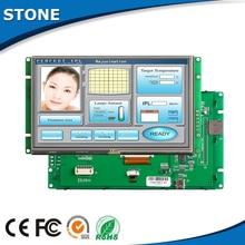 сенсорный экран RS232 с цветной сенсорной панелью TFT