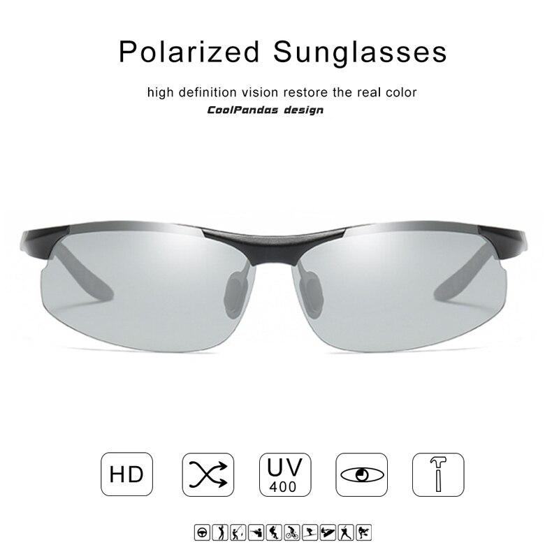 Солнцезащитные очки COOLPANDAS