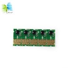 WINNERJET 2sets/lot T7811-T7816 6 Colors Ink Cartridge Chip For Fujifilm DX100 Printer