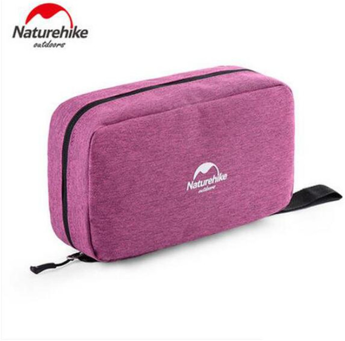 Naturehike Travel Hanging Bag Waterproof Toiletry Wash Makeup Storage Cosmetic Organizer Hiking Handbag Outdoor Camping