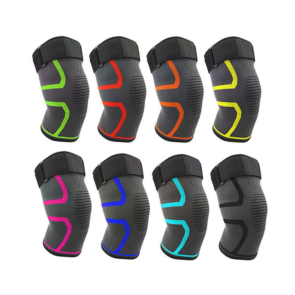 Breathable  Knee Wraps NEW Knee Sleeve Compression Brace Support For Sport Joint Pain Relief Arthritis Relief