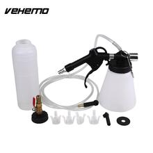 Vehemo Car Van Air Pneumatic Brake Clutch Fluid Bleeding Bleeder Tool Vacuum Oiler Tube