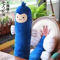 Japanese Anime Fukigen na Mononokean Cute Eels Cosplay Plush Doll Stuffed Toys Long Pillow Cushion Christmas Gift 130cm