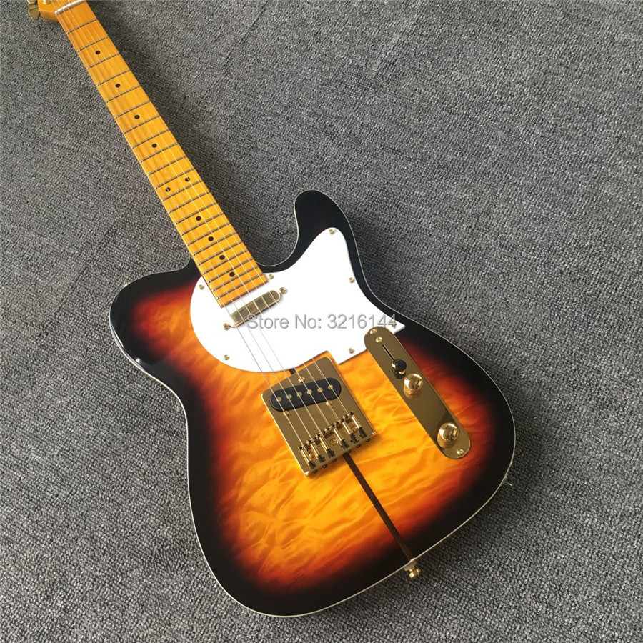 Top quality Custom Shop TL Electric Guitar Merle Haggard Signature Tuff Dog SUPER RARE, Excellent Quality, Wholesale