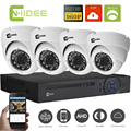 KIT Sistema de Câmera de Segurança em casa Sistema de Câmera de Vídeo De Vigilância de Vídeo 4CH HD Noite Ao Ar Livre Visão 960 P Cúpula de Buiten [39].