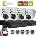 Seguridad para el hogar KIT Sistema de Cámara de Vídeo Cámara De Vigilancia Sistema de Video de $ NUMBER CANALES HD Al Aire Libre de La Visión Nocturna 960 P Cúpula Buiten [39].