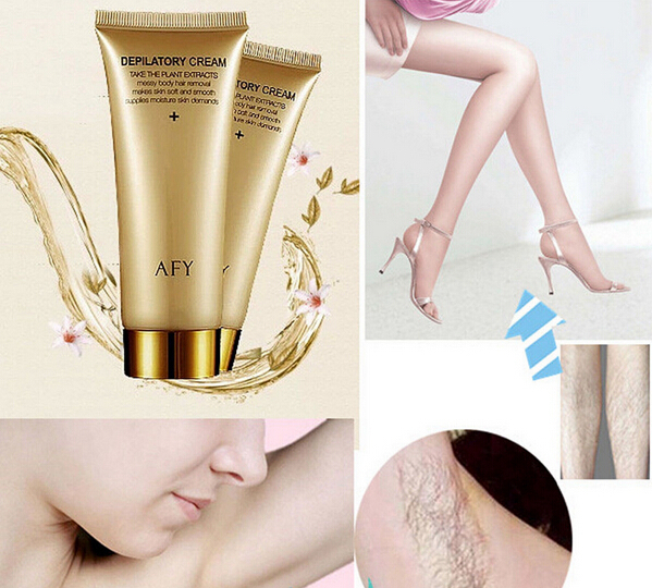 Bikini Treatment Hair Removal Cream for Leg Pubic Hair Armpit Bikini Pudendal Depilatory