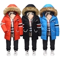 New Kids Clothes Children's Winter Jacket For Boys Solid Thicken Slim Down Coat Snow Jacket Teenage Korea Manteau Garcon Hiver