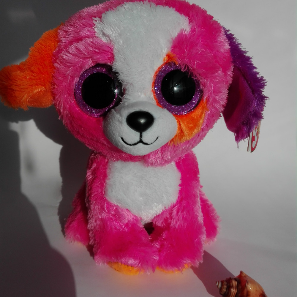 Winsome Ty Beanie Boos Big Dog Pink Dog Toysstuffed Animals Kids Toys Valentine Stuffed Animals Fromtoys Hobbies Ty Beanie Boos Big Dog Pink Dog Toys