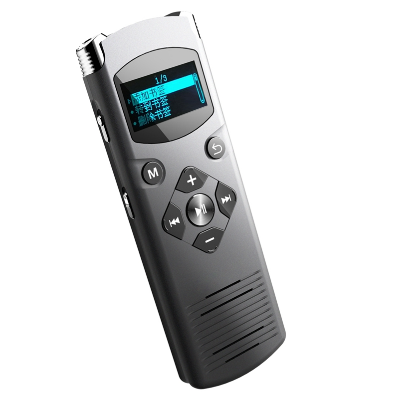 Professional Voice Activated Recorder USB Flash Drive with Password Stereo Digital Recording Noise Cancellation 28 LanguageProfessional Voice Activated Recorder USB Flash Drive with Password Stereo Digital Recording Noise Cancellation 28 Language