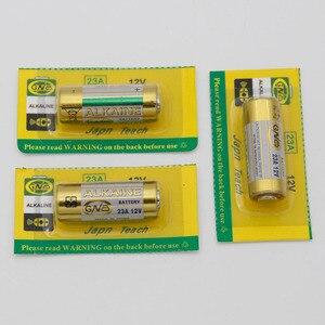 Image 4 - 5Pcs 23A12V23A batterie super alkaline tür fernbedienung versenkbare tür rolltor fernbedienung 12V23A batterie