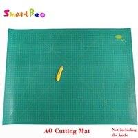A0 коврик для резки супер большой Размеры резки подкладочный коврик белый Core 3 мм Толщина 90 см * 120 см