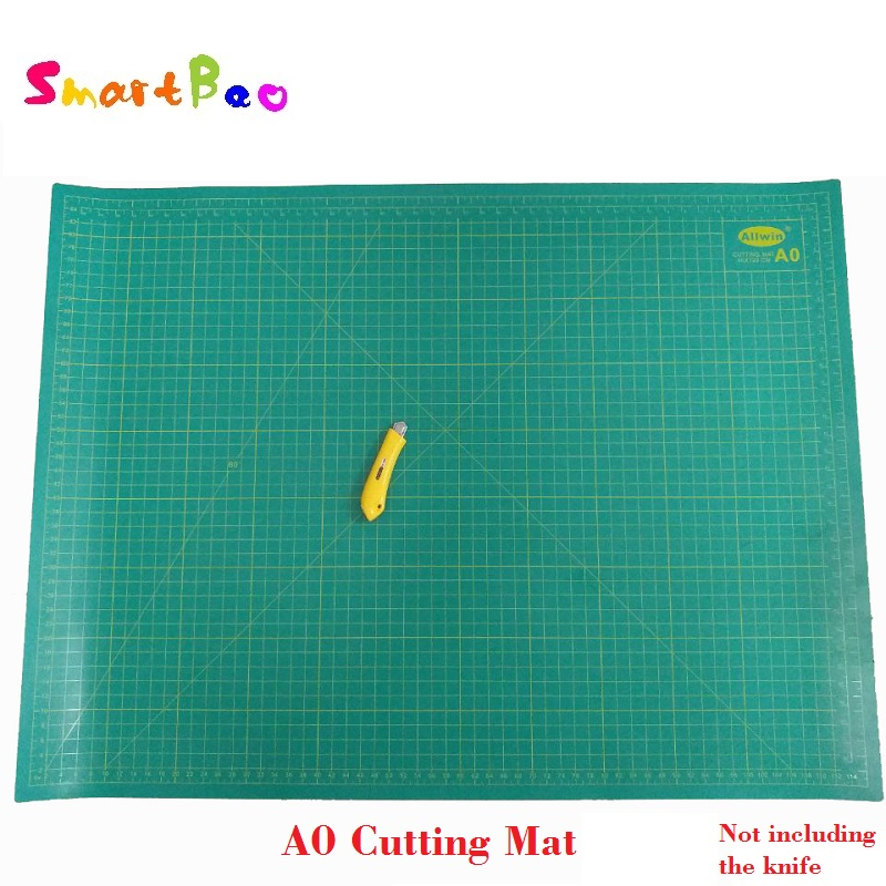 A0 Cutting Mat Super Large Size Cutting Board Mat White Core 3mm Thickness 90cm*120cm alocs ac p03 outdoor foldable cutting chopping board white