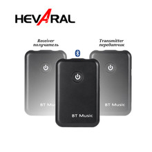 Wireless 2 In 1 Bluetooth Transmitter Receiver For TV Smartphone Speakers Stereo Audio Music 3.5mm Adapter For IOS Android