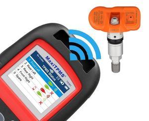 Image 2 - 4pcs Autel MX Sensor 433MHZ 315MHz MX Sensor Programmable Universal TPMS Sensor Programing for Autel TS601 TS401 TPMS PAD OBD2