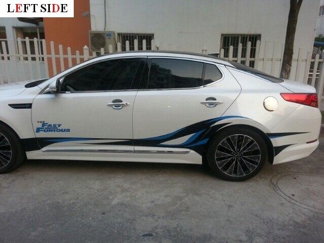 Stickering Designs For Cars Satu Sticker