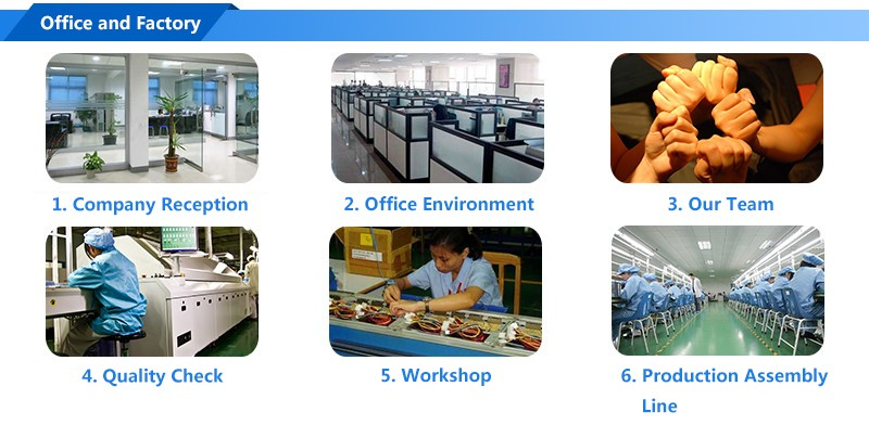9. Office and Factory