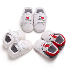 PUDCOCO Newest Baby Newborn Toddler Girl Boy Crib Shoes Pram Soft Sole Anti-slip Prewalker Sneakers Casual Kid Shoes(China)