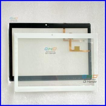 Blanco/Negro nueva pantalla táctil para 10,1