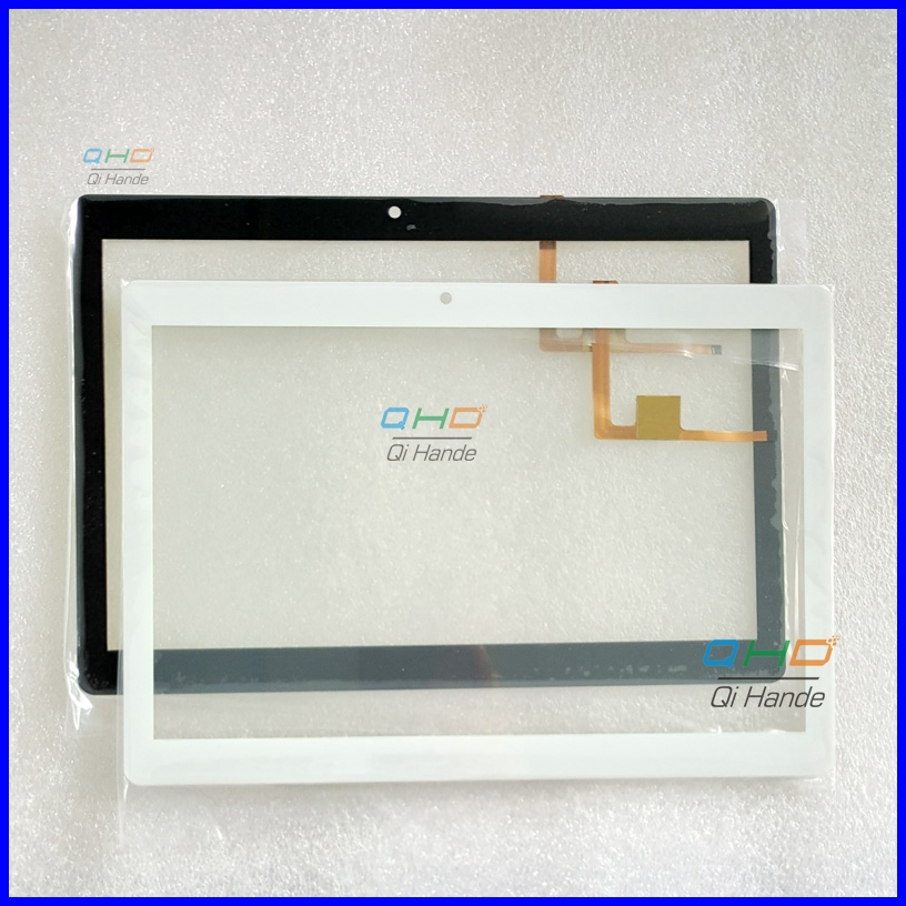 White/Black New touch screen For 10.1 Irbis TZ191 Tablet Touch panel Digitizer Sensor Replacement Free Shipping new 10 1 inch for irbis tz21 tz22 3g black white touch screen tablet digitizer sensor replacement free shipping