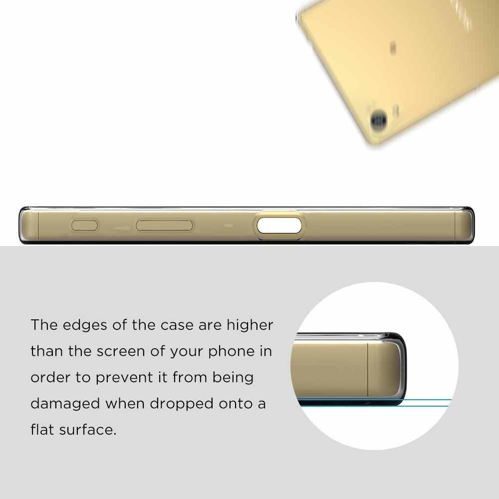 Прозрачный кристально прозрачный мягкий чехол для sony Xperia XA XZ XA1 XZ1 XA2 XZ2 XZ3 XZ4 L1 L2 L3 X Z1 Z2 Z3 Z5 компактный Ultra Premium Plus Coque
