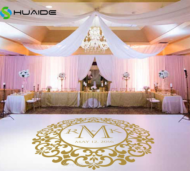 Aliexpress Com Buy 2017 New Design Wedding Floor