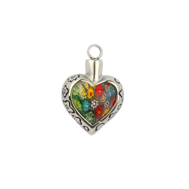 316l stainless steel funeral bone ashes urn love angels heart 316l stainless steel funeral bone ashes urn love angels heart shape for keepsake memorial locket pendant mozeypictures Choice Image