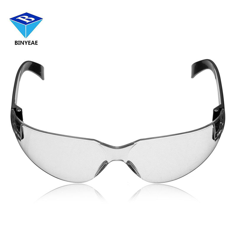 Safely Dustproof Glasses Anti Impact goggles Outdoors Eyes Protection Labour Workplace Protective industrial eye safety goggles anti impact and anti chemical splash goggle glasses dustproof polycarbonate protective glasses