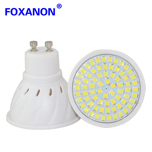 led lamp 8 w gu10 e27 mr16 gu53 220 v 2835 smd spotlight lamp