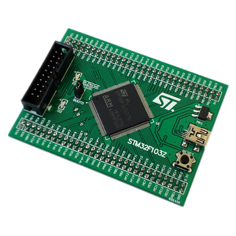 STM32 development board / core board / minimum system board ARM AVR 51 STM32F103ZET6 atmega16a chip core avr scm development board learning board test board programmer with pins