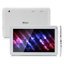 iRULU eXpro X1 Plus 10.1 » Tablet Quad Core 1GB/16GB Android 5.1 Tablet 1024*600 HD Bluetooth WiFi Dual Cam 2MP 5500mAh