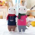 Новое прибытие Metoo тирамису кролик кукла плюшевые игрушки для детей подарок на день рождения лучшие качества многие стиль для вашего выбирают