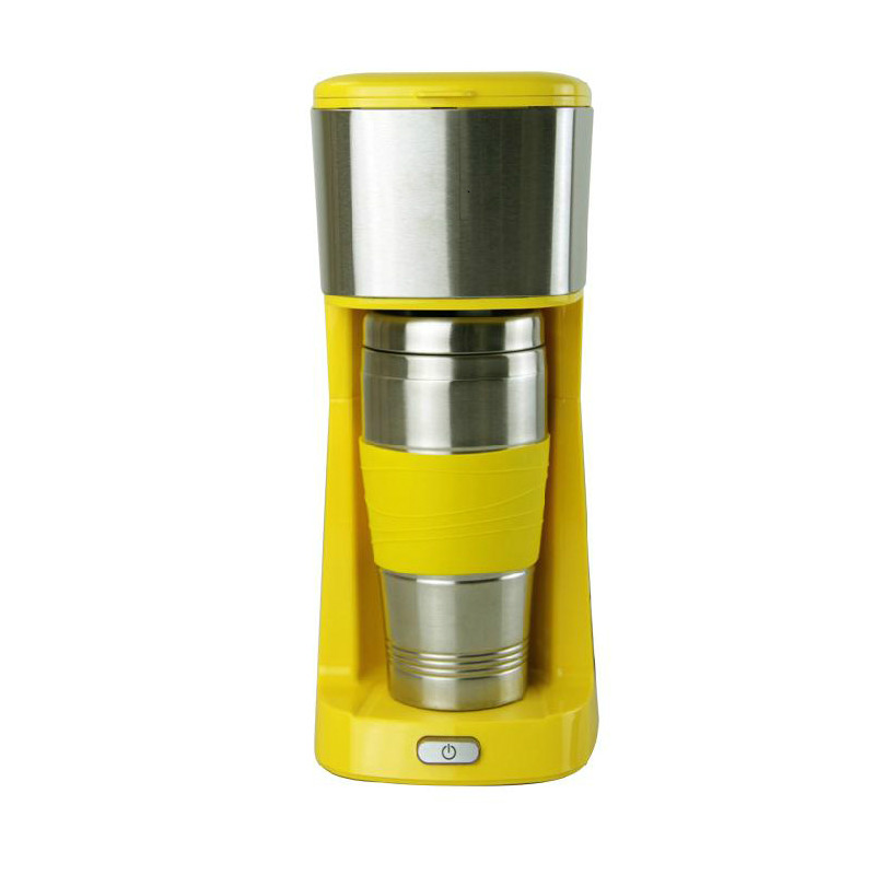 portable coffee maker USES American personal cup tea machine Drip Coffee Maker household fully automatic coffee maker cup portable mini burr coffee makers cup usb rechargeable capsule coffee machine