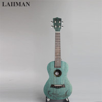 2 Color 2018 Home schooling Ukulele Guitar Mahogany Material For Beginner Unisex High Quality New Design In Stock