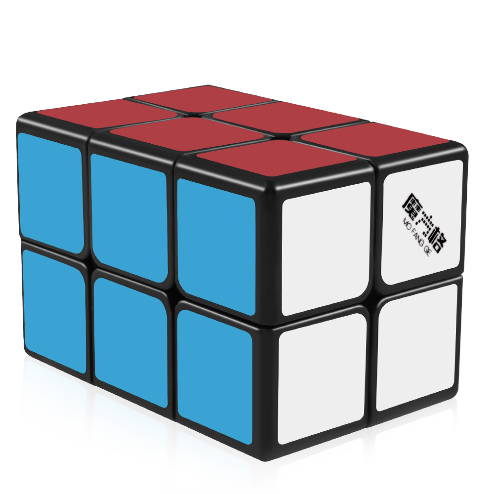 Qiyi 2x2x3 Cuboid Puzzle Cube 223 Speed Rubiks Cube Twisty Puzzles Fidget Educational Toys For Children Adult educational toys