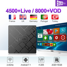 SUBTV 1 Year Arabic France IPTV Code HK1 Android 7.1 2G+16G IPTV Arabic France IP TV Subscription Android 7.1 IPTV Canada Italy subtv code iptv france arabic italy canada hk1 plus android 8 1 2g 16g 2 4ghz wifi iptv france arabic italy canada subtv iptv