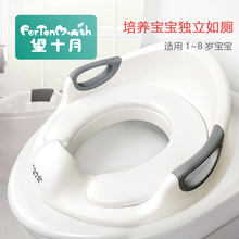 Baby Potty Training Safe Seat With Armrests for Gril Toilet For Children(China)