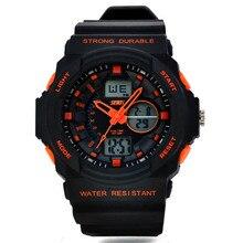 LED Digital Date Day Alarm Men Quartz Army Military Sport Wrist Watch