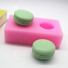 Cake Shape soap Mold / handmade Molds food grade silicone cake baking craft moulds
